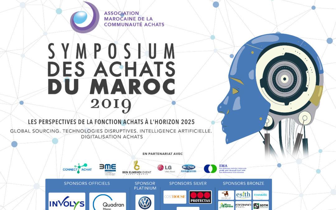 FIHAVANA invité au symposium des achats du Maroc 2019